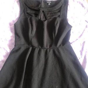 Women's Black Party Dress